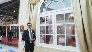arochnoe okno softline 70 s dekorativnymi elementami 7 Ялта окна VEKA - изготовление и установка окон и дверей