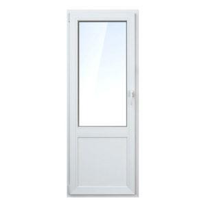 Металлопластиковая дверь от VEKA купить двери в Ялте