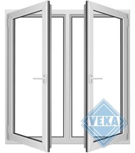 impost Ялта окна VEKA - изготовление и установка окон и дверей