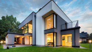 панорамные окна в частном доме фото 2.5 на 3 + панорамные двери в частном доме