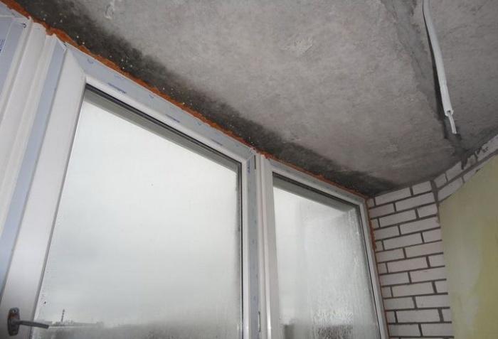 kak izbavitjsya ot kondensata na balkone image1 8 Ялта окна VEKA - изготовление и установка окон и дверей