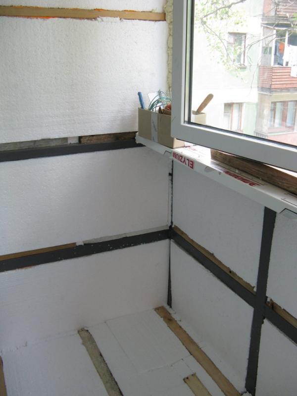 kak izbavitjsya ot kondensata na balkone image5 6 Ялта окна VEKA - изготовление и установка окон и дверей