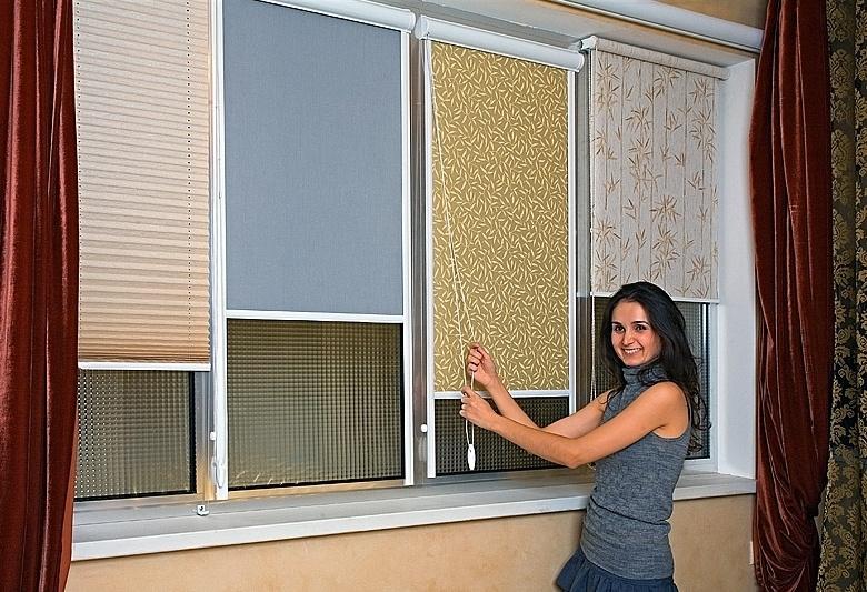 kassetnye zhalyuzi 1 Ялта окна VEKA - изготовление и установка окон и дверей