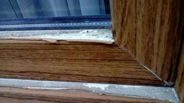 laminat okna pvh thumb 585 Ялта окна VEKA - изготовление и установка окон и дверей