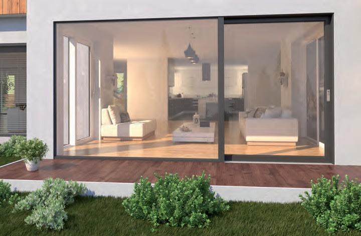 novyj unikaljnyj dizain ot vekamotion 82 Ялта окна VEKA - изготовление и установка окон и дверей