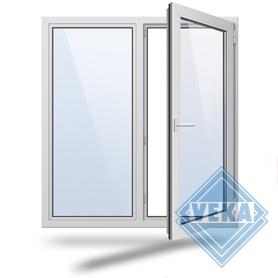 obychnoe Ялта окна VEKA - изготовление и установка окон и дверей