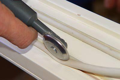 пластиковое окно силиконовый уплотнитель