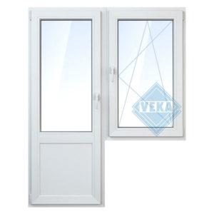 Балконная дверь с окном от 13777 - купить в Ялте