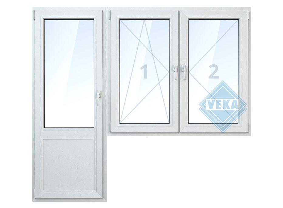 po p Ялта окна VEKA - изготовление и установка окон и дверей