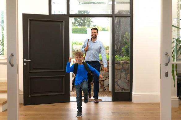 pochemu vhodnye dveri iz pvkh ne ustupayut metallicheskim 593 Ялта окна VEKA - изготовление и установка окон и дверей