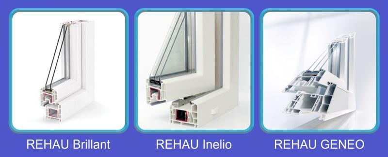 rehau 2020 line Ялта окна VEKA - изготовление и установка окон и дверей
