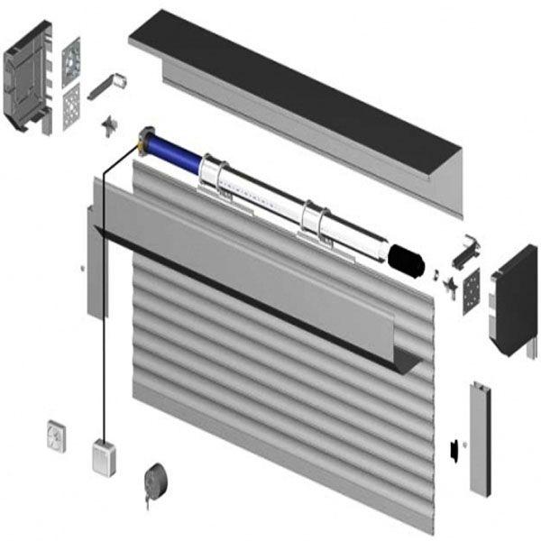 roljstavni na okna rolstavni shema Ялта окна VEKA - изготовление и установка окон и дверей
