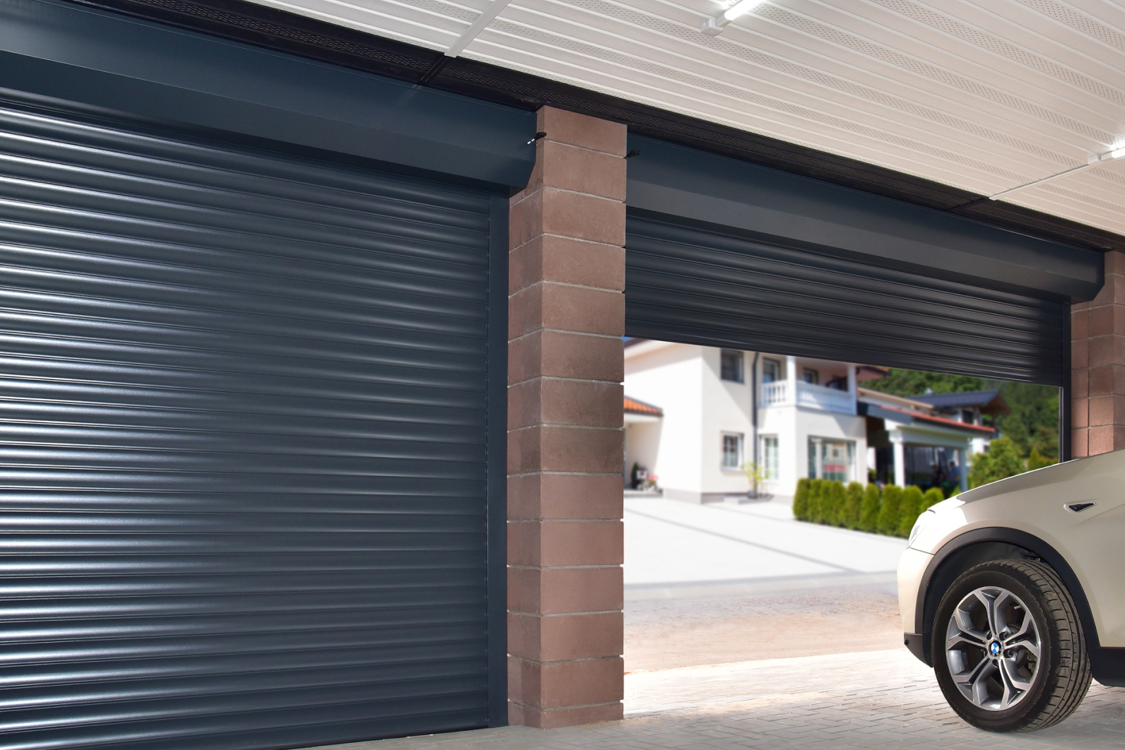 rolletnye vorota prestige yalta Ялта окна VEKA - изготовление и установка окон и дверей