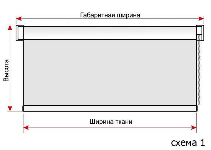 rulonnye zhalyuzi na okna r1 Ялта окна VEKA - изготовление и установка окон и дверей