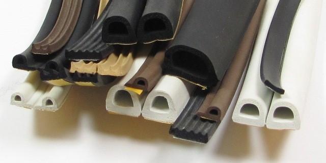 Рис. 5. Резиновые уплотнители – надежные «изоляторы» от шума, пыли и мороза