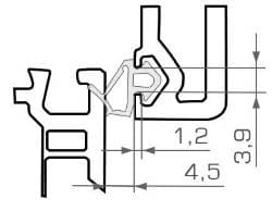 uplotneytelj veka veka 254 Ялта окна VEKA - изготовление и установка окон и дверей