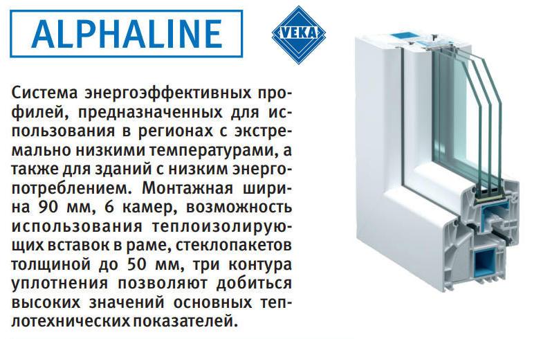 veka alphaline 2020 Ялта окна VEKA - изготовление и установка окон и дверей