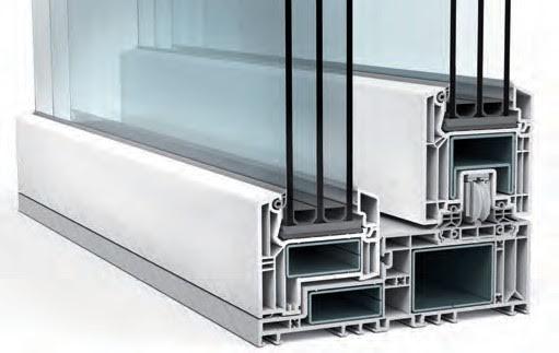 vekamotion 82max razmer ramnykh profilei nepodvizhnykh elementov znachiteljno umenjshilsya 0005 Ялта окна VEKA - изготовление и установка окон и дверей