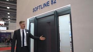 vhodnaya dverj softline 82 md s zapolneniem adeco 10 Ялта окна VEKA - изготовление и установка окон и дверей