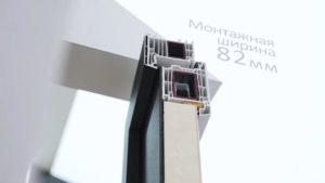 vhodnaya dverj softline 82 md s zapolneniem adeco 13 Ялта окна VEKA - изготовление и установка окон и дверей