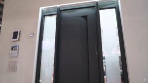 Входная дверь SOFTLINE 82 MD с заполнением ADECO