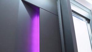 vhodnaya dverj softline 82 md s zapolneniem adeco 7 Ялта окна VEKA - изготовление и установка окон и дверей